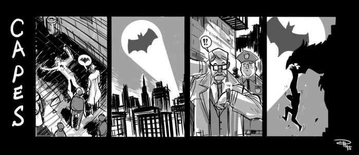 Capes by DenisM79