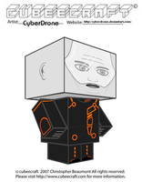 Cubeecraft - Jarvis by CyberDrone