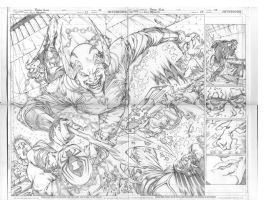 DCU Presents pages 02 and 03 by robsonrocha