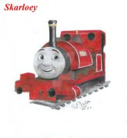 Skarloey by Skarloey-and-Rheneas