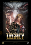 SW Legacy Movie Poster by ChrispyDee