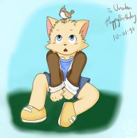 To Unaba by Marcus0605