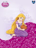 DisneyPrincess - Rapunzel2ByGF by GFantasy92