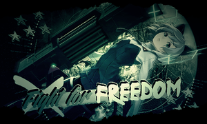Fight for freedom by sakucitah