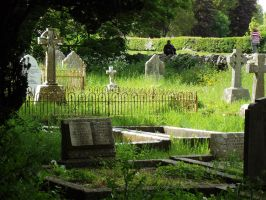 Old Graveyard stock2 by folipoo