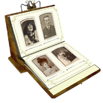 Victorian Icon Photo Album Generic by TickTix