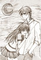 -: VK: Just Hold Me :- by mariwu