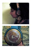 Incubus headphones 2 by raquelabdool