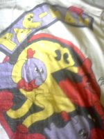 The Pac Man towel by iZzY-SpArKs-LoVeR