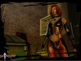Bloodrayne 2 by UnusTurpisOrdo