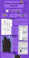 Photoshop Coloring Tutorial. by Kinky-chichi