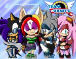 Team Vanity by Light-tha-Hedgehog
