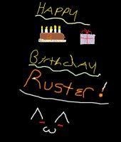.:Rusters B-day:. by silverine17