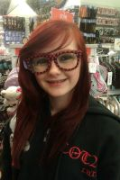 my new glasses by Emox-Lovez