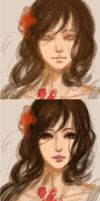 Painting process. by Sherry-L