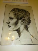 Drypoint Plate by Storm-Chasr