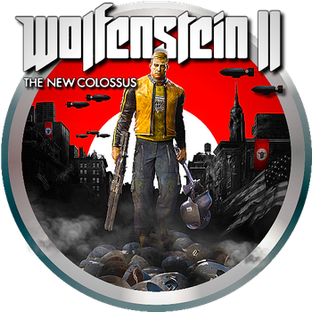 Wolfenstein II: The New Colossus by POOTERMAN