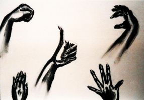 The Hands by kohi-ryu