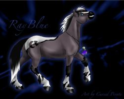 RayBlue. by abosz007
