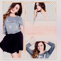 Pack PNG - Lucy Hale. by MarTutorialesYT