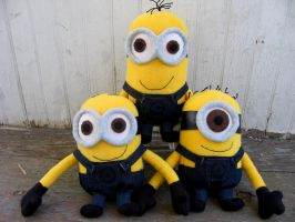 Minion Pile by greenchylde
