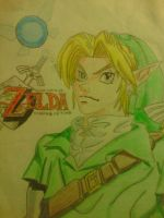 Link (2) by Megasc0rpion