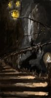 the path by TinyTrapdoor