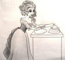 Mrs. Lovett and her Pies by seystudios