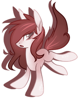 Pony Adoptable #7 by Inky-Adopts