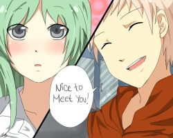 CM:nice to meet you by Fryapeinleve