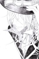 Undertaker Riddle by d0ubl2