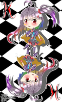 DTA contest entry -KEI-info added- by melodiitea