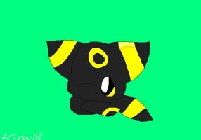 Umbreon by Lil-ShinyMagic