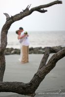 August Beach Wedding 11 by carrieviohl