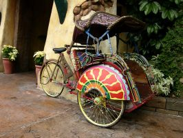 Bicycle Cart 3 by FairieGoodMother