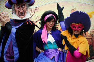 Gypsies and The Judge by DisneyLizzi