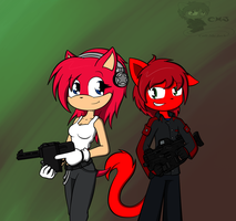Lil' Red Rascals by Call-Me-Jack