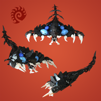 Starcraft: Broodlord by retinence