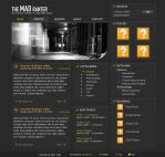 Wordpress layout by viclei by designerscouch
