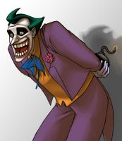 Joker: the Animated Series by Desolee
