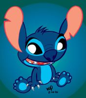Stitch by JimmyCartoonist
