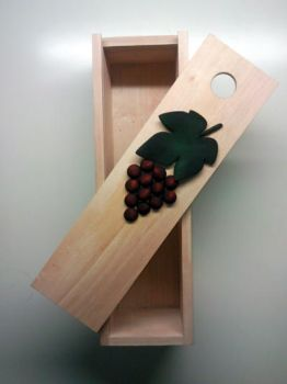 WINE BOX FOR PARENTS (CHRISTMASS GIFT) by romanolsanik