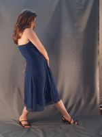 Blue Party Dress 6 by RLDStock