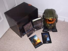 HALO 3 LEGENDARY EDITION PIC by victortky