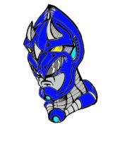 Blue Ranger by royalentertainment