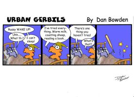 URBAN GERBILS.Sleep by DannoGerbil