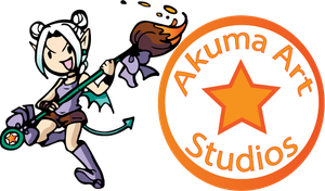 Logo and Updated Business Card Graphics by Akumabaka