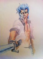 Grimmjow by Laokorn1