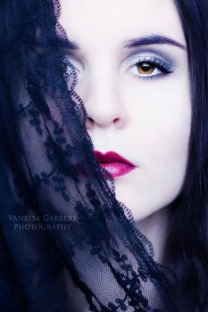 You can't trust a cold blooded woman by VanessaGarbersPhoto