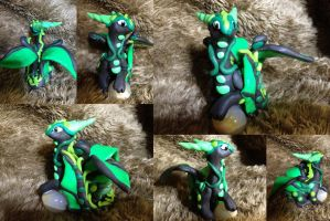 Niruth - Dragon Statue - SOLD by SonsationalCreations